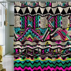 DENY Designs Home Accessories   Kris Tate Fiesta Shower Curtain