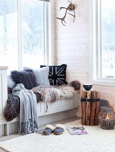 Cosy Winter Decor...
