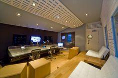 Black Rock Recording Studio Santorini | Miloco The Market Place