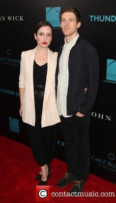 Picture - Zoe Lister-Jones and Daryl Wein | Photo 4411648 | Contactmusic.com