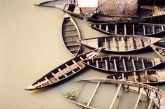 Ganges River, Dhaka, Bangledesh
