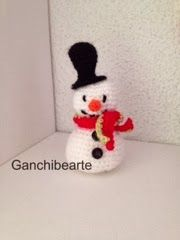 Ganchibearte: Navidad en Crochet