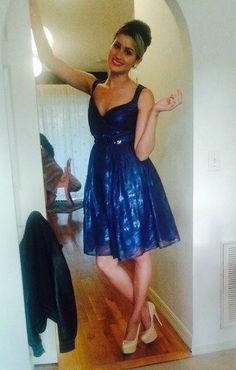 Your Night to Shine Dress   Mod Retro Vintage Dresses   ModCloth.com