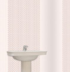 Bar Pink&Bar Mosaic Pink HL - http://www.orientbell.com/bathroom-tiles.php