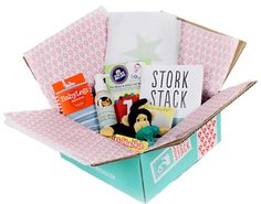 incred gift, stack gift, shower gifts, mommi tester, gift ideas, special treat, stork stack, babi girl, angel babies