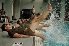 Splish Splash (U.S. Marine Corps photo by Lance Cpl. Christopher A. Mendoza/Released)