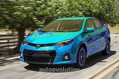 2014 Toyota Corolla Colors