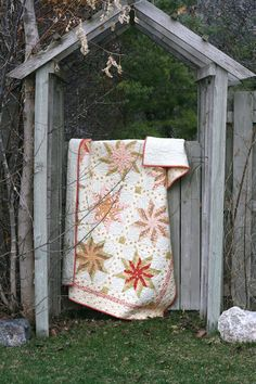 A Little Bit Biased - Sweet Sugar Swirls by Fig Tree Quilts