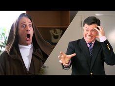 Jon Stewart and Stephen Colbert battle for title of World's Biggest Star Wars Fan