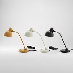 Cheerful Desk Lamps; Schoolhouse Electric