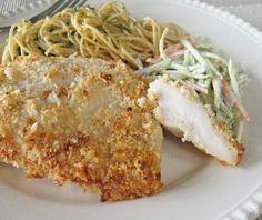 Ranch Parmesan Chicken
