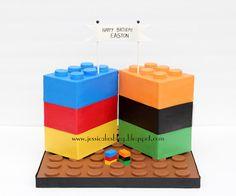 Jessicakes: Lego Cake
