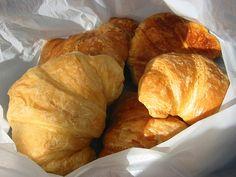 Receta de Croissants caseros