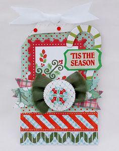 gift tag, tag craft, hang tag