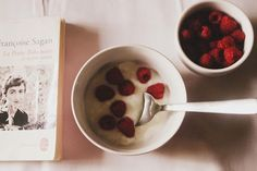 Raspberries.♥