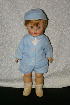 "RARE John Jr Kennedy Madame Alexander 1961 Dolls 14 """
