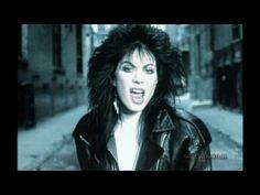 Joan Jett - I Hate Myself For Loving You [ Original HQ ] (haha...OW! HA!)