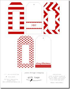 ... on Pinterest | Christmas Printables, Christmas Gift Tags and Gift Tags