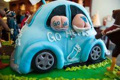 HAHAHA!  Love this UNC cake.  So fun!