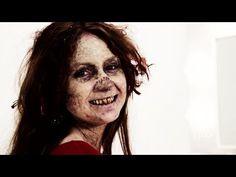 Karen Gillan's 'Walking Dead' Skin Care Ad for 'Nerdist'