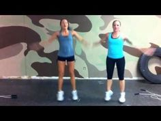 BCx Boot Camp - Core & Upper Body 1 (warm-up)
