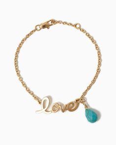 Love Letters Charm Bracelet | UPC: 410006738997 #charmingcharlie #COTM