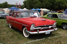 1956 Plymouth Savoy 4 door