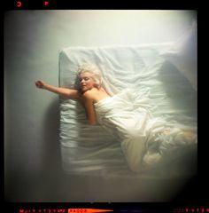 A photo of Marilyn Monroe by Douglas Kirkland