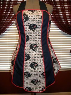 Texans Apron! CUTE!