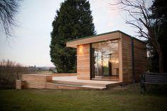Garden Studio, outdoor office, backyard home office