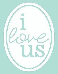Free Printable: I love US!