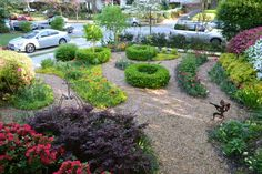Design Ideas From A Layered Garden in Atlanta --> http://www.hgtvgardens.com/gardens/plant-a-sentimental-garden?soc=pinterest&s=13