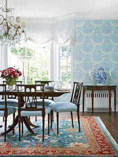 #blue dining...