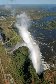 Top 10 Best Waterfalls of the World, Victoria Falls