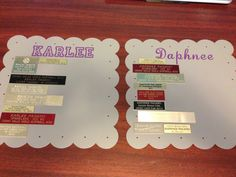 Trophy plaque plaques. #pickyourplum #vinyl #metalboard dehord your trophy collections by removing the plate and putting them on a plaque. Now what to do with the leftovers