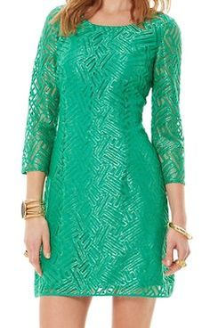 Lilly Pulitzer Camellia Lace Dress