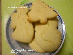 biscotti alla farina di riso
