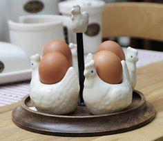 Egg holder.....Country Living Interiors