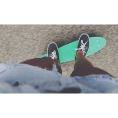 U want a penny board so bad!!! Especially one this color