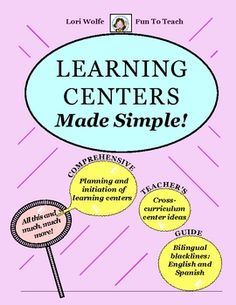 Bilingual Learning Centers