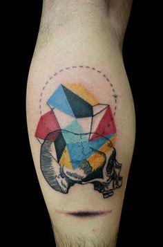 line drawings, tattoo ideas, skull tattoos, color, geometric shapes, sacred geometry, tattoo patterns, geometric tattoos, geometr tattoo