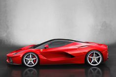 Image of 2013 LaFerrari Officially Revealed laferrari