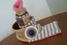 Cashmere Scarf handmade from upcycled  cashmere by sbretro on Etsy, $40.00