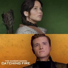 """""""Isn't it strange that I know you'd risk your life to save mine… but I don't know what your favorite color is?"""" - Peeta Mellark to Katniss Everdeen, #CatchingFire"""
