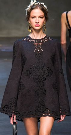 =Dolce & Gabbana Spring 2014.
