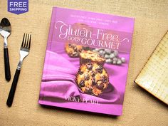 Get inspired! Learn some great gluten free recipes.