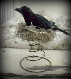 Raven Decoration Tutorial