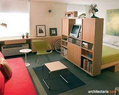 Studio Apartment Organization 28+ [ organize a studio apartment ] | house and design studio in