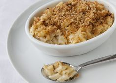 MAC & CHEESE // individual macaroni and cheese baked to a crusted perfection #cnngrill #cnnsxsw #sxsw