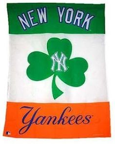 #goyankees We're all Irish today!